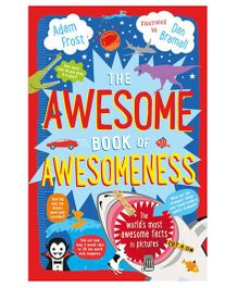The Awesome Book of Awesomeness By Adam Frost - English
