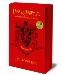 Harry Potter And Philosopher's Stone - Gryffindor Edition By J.K. Rowling - English