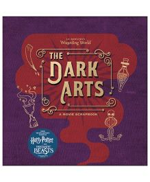 J.K. Rowling's Wizarding World - The Dark Arts By Warner Bros - English