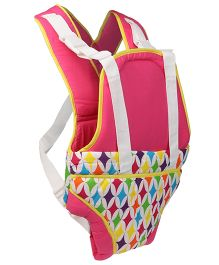 Morisons Baby Dreams 2 Way Baby Carrier - Pink