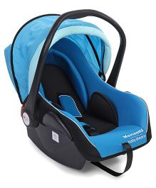Morisons Baby Dreams Car Seat Cum Carry Cot - Blue