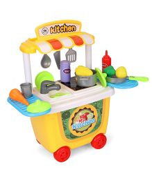 Imagician Playthings Kids Villa My Kitchen Playset - 31 Pieces