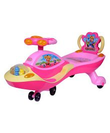 Funride Galaxy Twister Magic Car With Backrest