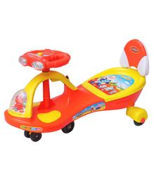 Dash By ARK Concept Twister Magic Car - Red