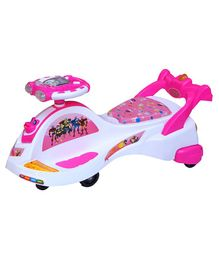 Dash by ARK Transformers Twist & Swing Magic Car - Pink