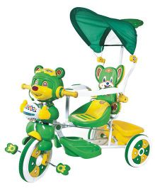 Funride Falcon Tricycle With Umbrella Hood & Parental Handle - (Color May Vary)