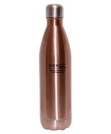 Pexpo Electro Thermos Water Bottle Matte Rosegold - 500 ml