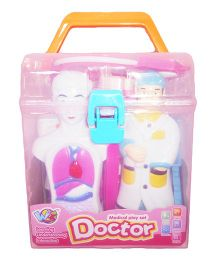 Emob Doctor Set With Accessories & Briefcase