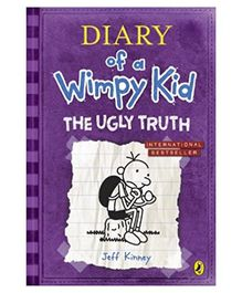 Diary Of Wimpy Kid The Ugly Truth Story Book By Jeff Kinney - English