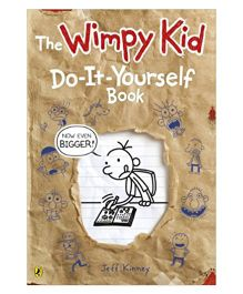 Th Wimpy Kid Do It Yourself Book Story Book By Jeff Kinney - English