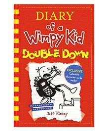 Diary Of Wimpy Kid Double Down Story Book By Jeff Kinney - English