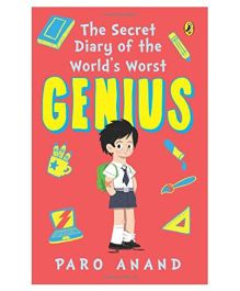 The Secret Diary Of The Worlds Worst Genius Book By Anand Paro - Englis