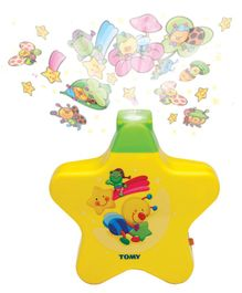 Funskool Tomy Be Baby Starlight Dreamshow - Yellow