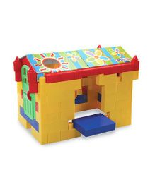 Babycenter India Kids Big Block & Activity Center - Multicolor
