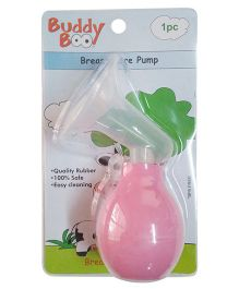 Buddyboo Manual Breast Care Pump - Pink