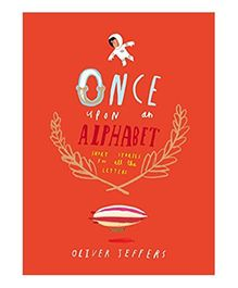 Once Upon An Alphabet By Oliver Jeffers - English