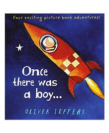 Once There Was A Boy By Oliver Jeffers - English