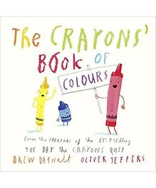 The Crayons'? Book Of Colours By Daywalt, Drew & Jeffers, Oliver - English