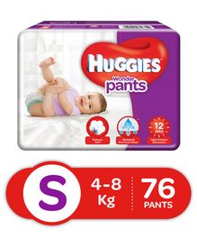 Huggies Wonder Pants Small Pant Style Diapers - 76 Pieces