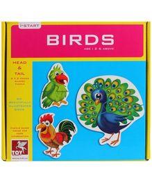 Toy Kraft - Birds Puzzle