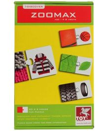 Toy Kraft - Zoomax Puzzle