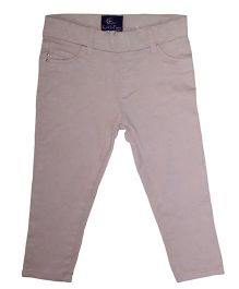 Kiddopanti Full Length Pull On Trouser - Grey