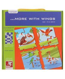 Toy Kraft - More With Wings
