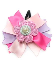 Carolz Jewelry Satin Ribbon Tic Tac - Pink
