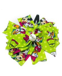 Carolz Jewelry Grossgrain Ribbon Tic Tac - Green