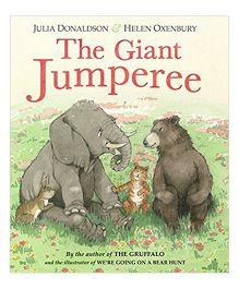 The Giant Jumperee by Julia Donaldson - English
