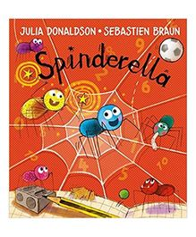 Spinderella by Julia Donaldson - English
