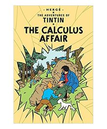 Tintin The Calculus Affair - English