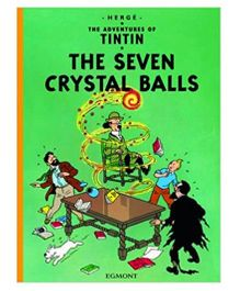 Tintin The Seven Crystal Balls - English