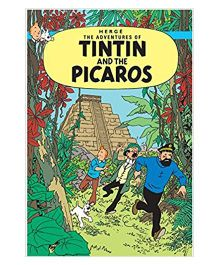 Tintin And The Picaros - English