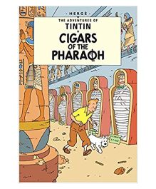 Tintin Cigars of The Pharaoh - English