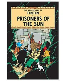 Tintin Prisoners of The Sun - English