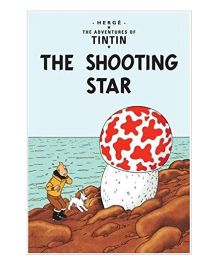 Tintin The Shooting Star Book - English