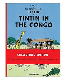 Tintin in The Congo - English