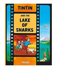 Tintin And The Lake of Sharks - English