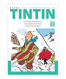 Adventures of Tintin Volume 5 - English