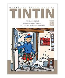 Adventures of Tintin Volume 3 - English