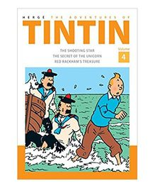 The Adventures of Tintin Volume 4 - English