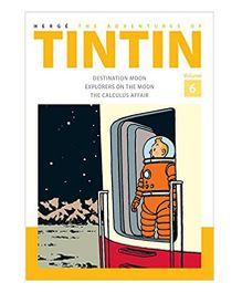 The Adventures of Tintin Volume 6 - English