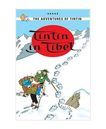 Tintin in Tibet - English