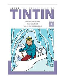 The Adventures of Tintin Volume 7 - English