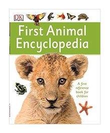 First Animal Encyclopedia - English