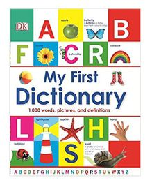 My First Dictionary - English