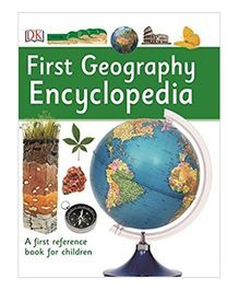 First Geography Encyclopedia - English