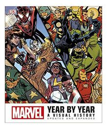 Marvel Year by Year Updated Edition - English