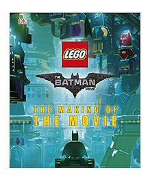 Lego Batman Movie The Making of The Movie - English